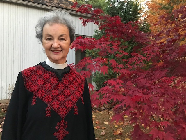 (The Rev. Dr. Nancy G. Wright)
