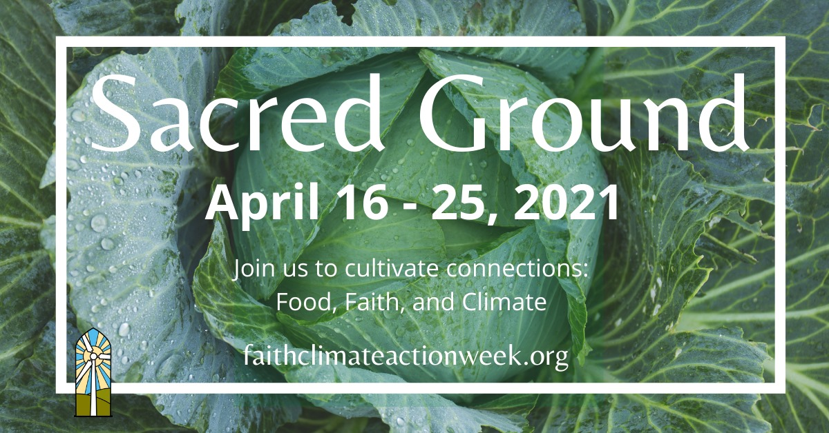 Faith Climate Action Week 2021